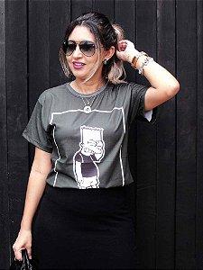 T-Shirt modelo Babylook Cód. 5029