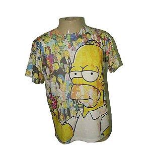 T-Shirt modelo Babylook Cód. 4978