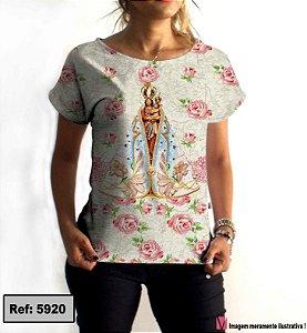 T-Shirt - Vestido, Adulto - Infantil - Feminino - Tal Mãe Tal Filha Cód. 5920