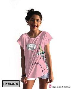 T-Shirt - Vestido, Adulto - Infantil - Feminino - Tal Mãe Tal Filha Cód. 6074