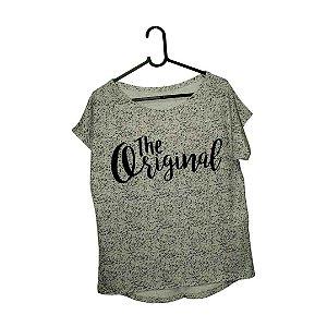 T-Shirt modelo Babylook Cód. 5007