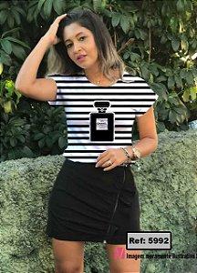 T-Shirt - Vestido, Adulto - Infantil - Feminino - Tal Mãe Tal Filha Cód. 5992