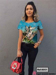 T-Shirt - Vestido, Adulto - Infantil - Feminino - Tal Mãe Tal Filha Cód. 6001