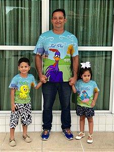 T-Shirt modelo Babylook Cód. 5854-2 / 5854-3 / 5854-1