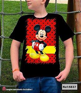 T-Shirt modelo Babylook Cód. 5837