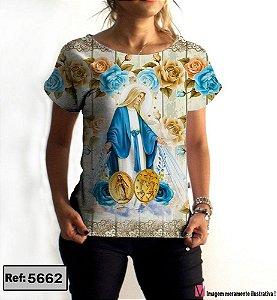 T-Shirt modelo Babylook Cód. 5306