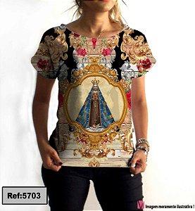 T-Shirt - Vestido, Adulto - Infantil - Feminino - Tal Mãe Tal Filha Cód. 5703