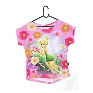 T-Shirt modelo Babylook Cód. 5246