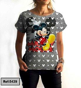 T-Shirt modelo Babylook Cód. 5439