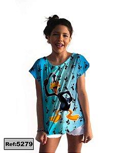 T-Shirt modelo Babylook Cód. 5279