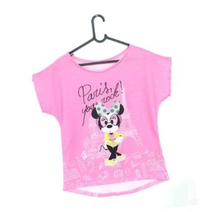 T-Shirt modelo Babylook Cód. 5241