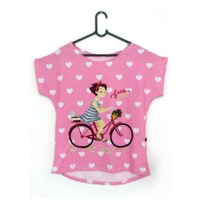 T-Shirt - Vestido, Adulto - Infantil - Feminino - Tal Mãe Tal Filha Cód. 5187