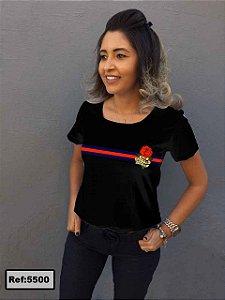 T-Shirt - Vestido, Adulto - Infantil - Feminino - Tal Mãe Tal Filha Cód. 5500