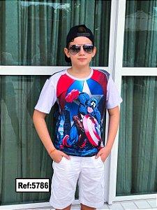 T-Shirt modelo Babylook Cód. 5786