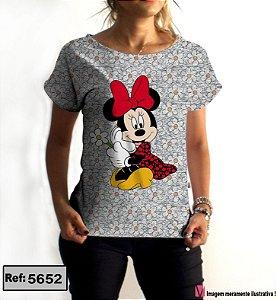 T-Shirt modelo Babylook Cód. 5652