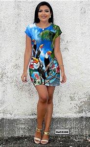 T-Shirt - Vestido, Adulto - Infantil - Feminino - Tal Mãe Tal Filha Cód. 5388