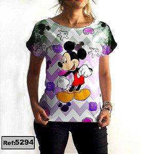 T-Shirt modelo Babylook Cód. 5294
