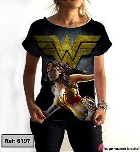 T-Shirt modelo Babylook Cód.6197