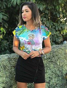 T-Shirt modelo Babylook Cód.6874