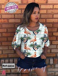 T-Shirt - Vestido, Adulto - Infantil - Feminino - Tal Mãe Tal Filha Cód.6804