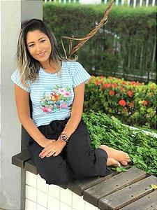 T-Shirt - Vestido, Adulto - Infantil - Feminino - Tal Mãe Tal Filha Cód.7014