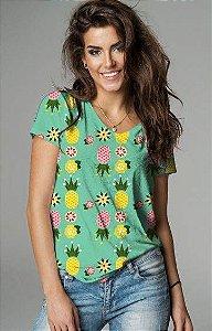 T-Shirt modelo Babylook Cód.7321