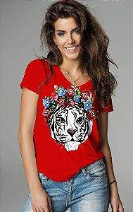 T-Shirt modelo Babylook Cód.7324