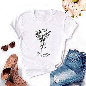Tshirt Feminina Atacado GROW  - TUMBLR