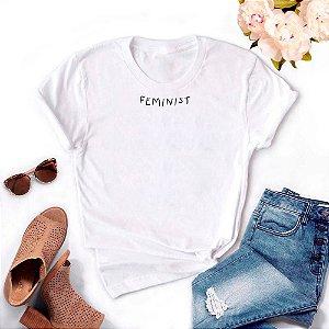 Tshirt Feminina Atacado FEMINIST  - TUMBLR