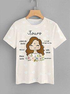 Tshirt Feminina Atacado TOURO  - SIGNO