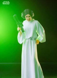 Star Wars - Princess Leia - Art Scale 1/10