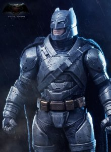 Armored Batman - BvS: Dawn of Justice - 1/10 Art Scale