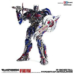 Transformers The Last Knight Optimus Prime Premium Scale