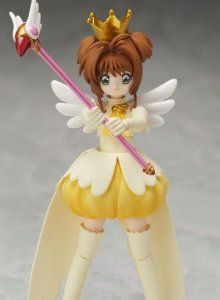 Cardcaptor Sakura Kinomoto - Open The Door Version