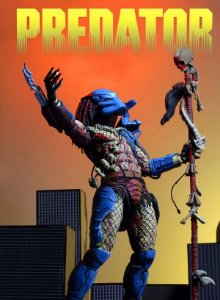 Predator - 25th Anniversary Dark Horse Comic Book Predator