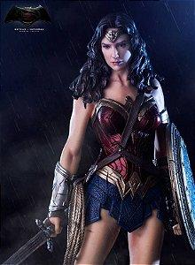 Wonder Woman (Mulher Maravilha) - BvS: Dawn of Justice - Art Scale 1/10