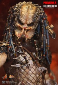 Predator 2 : Elder Predator 1/6 - Hot Toys