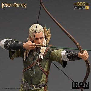 Legolas - Lord Of The Rings - Art Scale 1/10 - Iron Studios