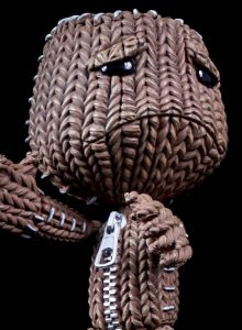 Little Big Planet - Sad Sackoy