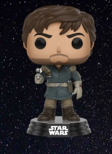 POP! Funko : Star Wars Rogue One - Captain Cassian Andor