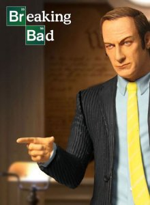 Breaking Bad: Saul Goodman - Mezco