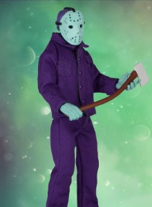 Friday the 13th: Clothed 8 Inch Figure - Jason/Classic Video Game Appearance