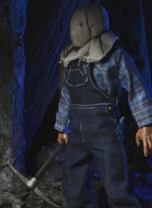 Friday the 13th Part 2 – Clothed 8″ Figure – Jason