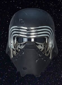 Star Wars Black Series - Kylo Ren Helmet Voice Changer