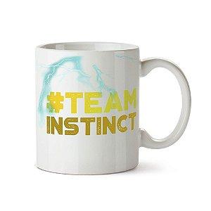 Caneca: Pokemon GO Team Instinct