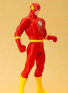 Classic Flash - Super Powers - ArtFX+Statue - Kotobukiya