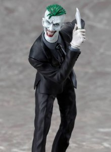 The Joker New 52 - ArtFX+ Statue