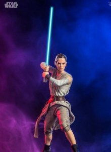 Rey Star Wars Ep VII Art Scale 1/10 Star Wars Serie 2