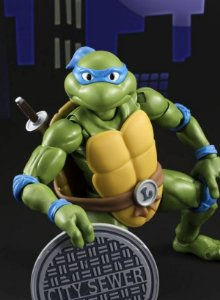 Tartarugas Ninjas TMNT Leonardo - S.H.Figuarts