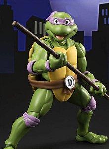 Tartarugas Ninjas TMNT Donatelo - S.H.Figuarts